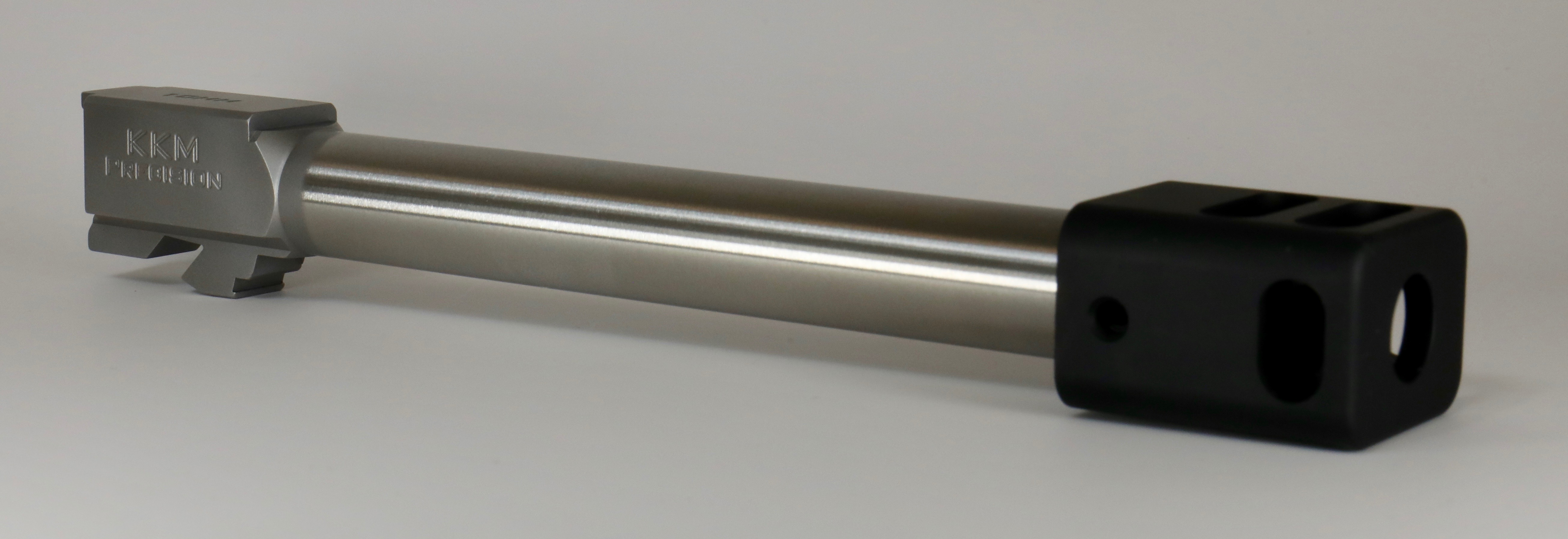 40 Match 10MM Barrel with 4-Port Compensator