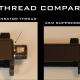 THREAD COMPARISON